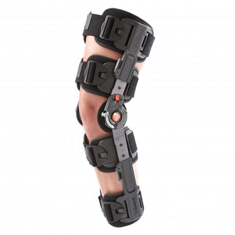 Wypożyczalnia: Stabilizator pooperacyjny kolana J.39 /Orteza stawu kolanowego obejmująca całą goleń i udo