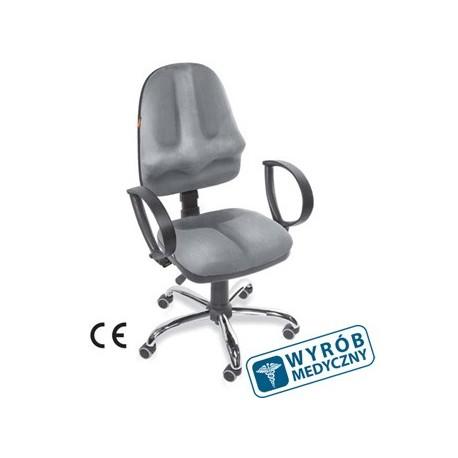 Ergonomiczne krzesło biurowe