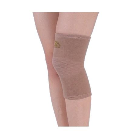 Elastyczny tkaninowy stabilizator stawu kolanowego